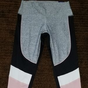 Victorias Secret Pink NWT high waist foil